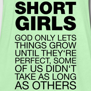 Short Girls T-Shirts - Frauen Tank Top von Bella
