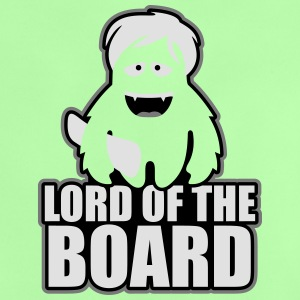 funny motifs: lord of the boards T-shirts - Baby T-shirt