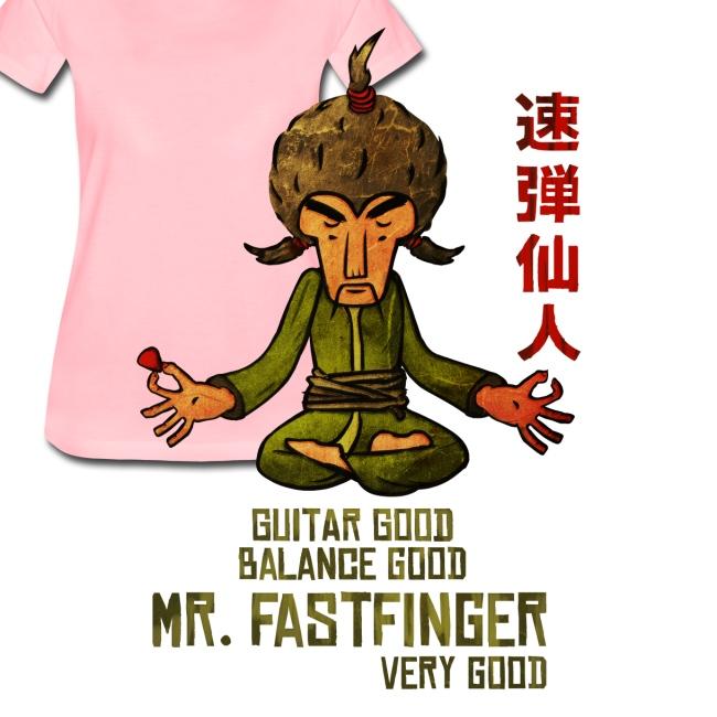 Mr. Fastfinger good premium ladies