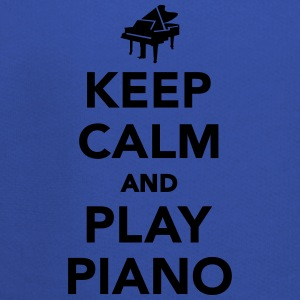 Keep calm and play piano T-Shirts - Kinder Premium Hoodie