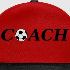 Coach Tee shirts - Casquette snapback