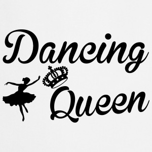 Dancing Queen Camisetas - Delantal de cocina