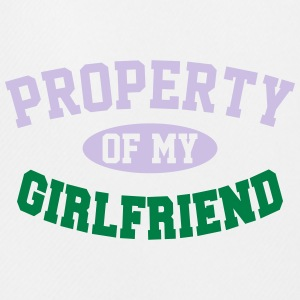 PROPERTY OF MY GIRLFRIEND T-Shirts - Men's Football shorts