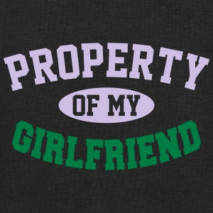PROPERTY OF MY GIRLFRIEND Underwear - Men's Sweatshirt by Stanley & Stella