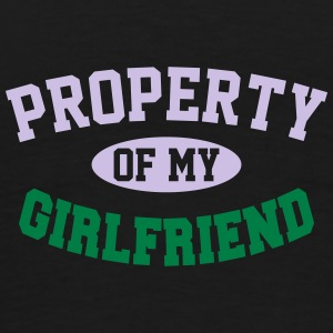 PROPERTY OF MY GIRLFRIEND Underwear - Men's Premium T-Shirt