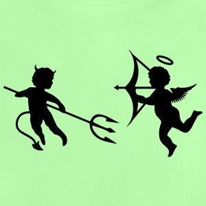 A little devil and a little angel  Hoodies - Baby T-Shirt