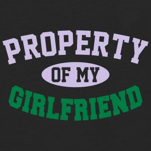 PROPERTY OF MY GIRLFRIEND Sous-vêtements - T-shirt manches longues Premium Homme