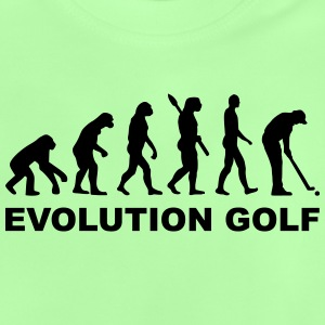 Evolution Golf T-Shirts - Baby T-Shirt