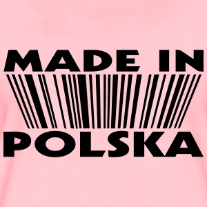 Made in polska 3D code Pullover & Hoodies - Frauen Premium T-Shirt