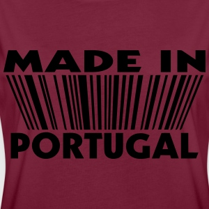 Made in portugal 3D code Tabliers - T-shirt oversize Femme