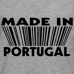 Made in portugal 3D code Tee shirts - T-shirt manches longues Premium Homme