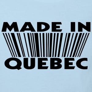 Made in Quebec 3D code Sweaters - Kinderen Bio-T-shirt