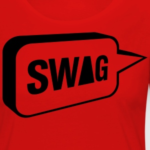 SWAG speech bubble T-Shirts - Women's Premium Longsleeve Shirt