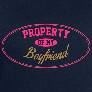 PROPERTY OF MY BOYFRIEND Tee shirts manches longues - Sweat-shirt Homme Stanley & Stella