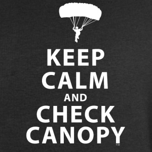 KEEP CALM AND CHECK CANOPY 2 - Men's Sweatshirt by Stanley & Stella