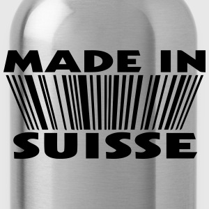 Made in suisse 3D code Tee shirts - Gourde