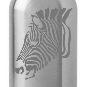 zebra T-shirts - Drinkfles