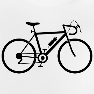 Bicycle (dd)++2014 T-shirts - Baby-T-shirt