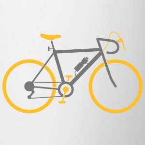 Bicycle (2c)++2014 T-shirts - Kop/krus