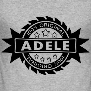ADELE star original 1c Pullover & Hoodies - Männer Slim Fit T-Shirt