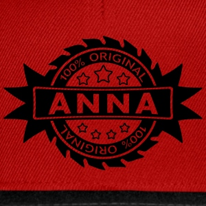 ANNA star original 1c Bags & backpacks - Snapback Cap