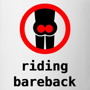 riding bareback - Tazza