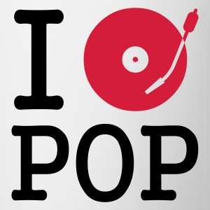 I dj / play / listen to pop - Mugg
