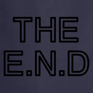 the end - Kochschürze