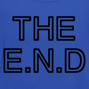 the end - Vrouwen tank top van Bella