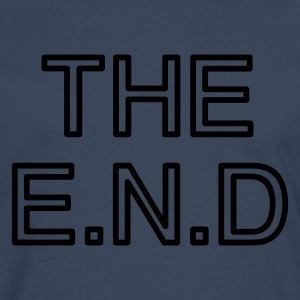 the end - Männer Premium Langarmshirt