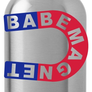 babe magnet - Trinkflasche