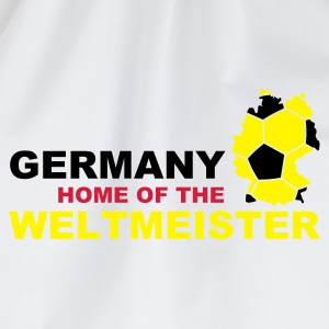 Germany - Home of the ... - Sportstaske