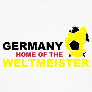 Germany - Home of the ... - Långärmad premium-T-shirt herr