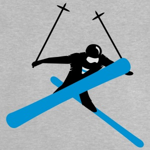 Freestyle skiing  Long Sleeve Shirts - Baby T-Shirt