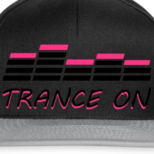 Trance On Tee shirts - Casquette snapback