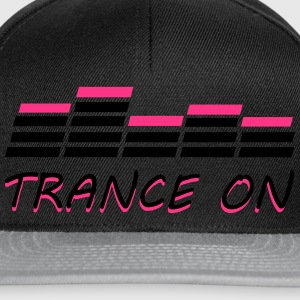 Trance On Camisetas - Gorra Snapback
