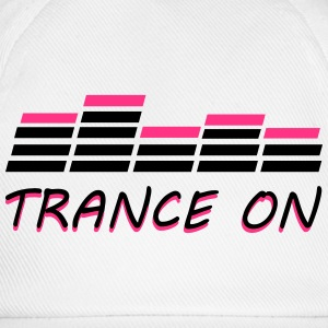 Trance On Pullover & Hoodies - Baseballkappe
