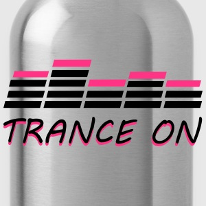 Trance On Pullover & Hoodies - Trinkflasche