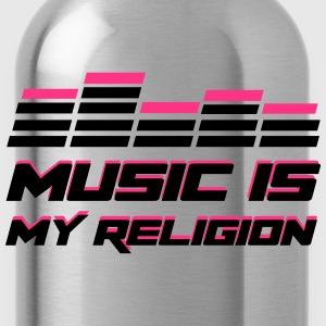 Music T-Shirts - Trinkflasche