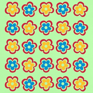 retro flower T-shirts - Baby-T-shirt