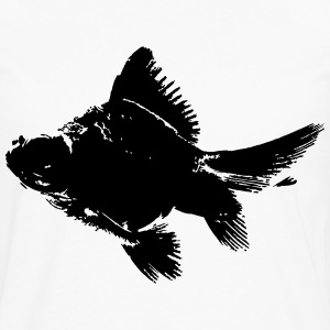 Poisson rouge Tee shirts - T-shirt manches longues Premium Homme