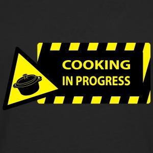 Cooking in progress - T-shirt manches longues Premium Homme