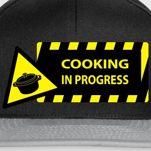 Cooking in progress - Casquette snapback