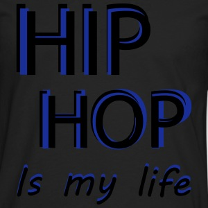 Hip Hop T-Shirts - Men's Premium Longsleeve Shirt