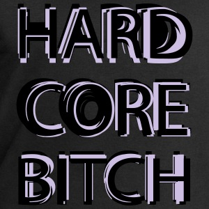 Hardcore Bitch T-Shirts - Men's Sweatshirt by Stanley & Stella