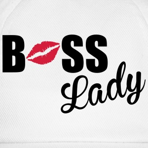 Boss Lady T-shirts - Baseballcap