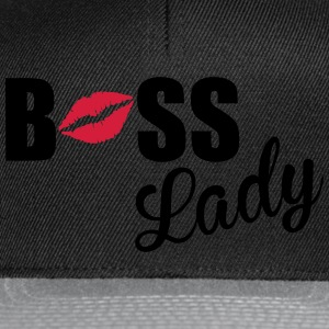 Boss Lady Tee shirts - Casquette snapback