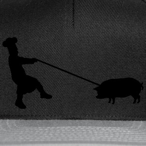 Catch the pig T-shirts - Snapbackkeps