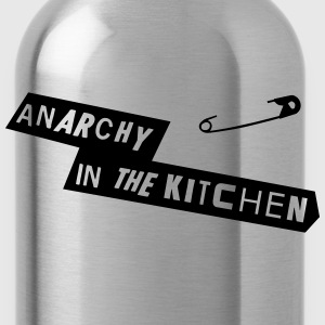 Anarchy In The Kitchen Magliette - Borraccia