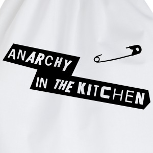 Anarchy In The Kitchen T-shirts - Gymtas